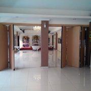 partisi lipat ruang meeting - Pintu Partisi Geser Semarang | Harga Partisi Lipat | Harga Pintu Lipat | Jual Partisi Geser